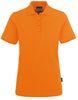 HAKRO-Women-Poloshirt Classic, orange
