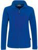 HAKRO-Women-Fleece-Jacke Delta, royal