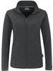 HAKRO-Women-Fleece-Jacke Delta, anthrazit