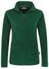 HAKRO-Women-Fleece-Jacke Delta, tanne