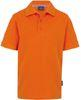 HAKRO-Kids-Poloshirt Classic, orange