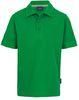 HAKRO-Kids-Poloshirt Classic, kelly-green