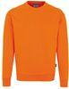 HAKRO-Sweatshirt Premium, orange