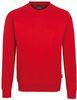 HAKRO-Sweatshirt Performance, rot