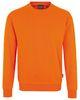 HAKRO-Sweatshirt Performance, orange