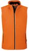 HAKRO-Light-Softshell-Weste Edmonton, orange
