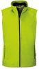 HAKRO-Light-Softshell-Weste Edmonton, kiwi