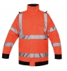 KORNTEX-Regenjacke, orange