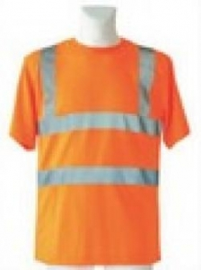 KORNTEX-Hi-Viz Warnschutz-T-Shirt, orange