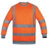 KORNTEX-Warnschutz, Sweatshirt, orange