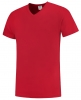 TRICORP-T-Shirts, V-Ausschnitt, Slim Fit, 160 g/m², red