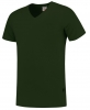 TRICORP-T-Shirts, V-Ausschnitt, Slim Fit, 160 g/m², bottlegreen