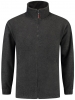 TRICORP-Fleece-Jacke, Basic Fit, 320 g/m², anthrazit meliert