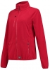 TRICORP-Fleece-Jacke Exzellent Damen, Slim Fit, 280 g/m², red