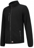 TRICORP-Fleece-Jacke Exzellent Herren, Slim Fit, 280 g/m², black