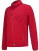 TRICORP-Fleece-Jacke Exzellent Herren, Slim Fit, 280 g/m², red