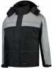 TRICORP-Parka, Cordura-Besatz, Basic Fit, 200 g/m², black-grey