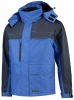 TRICORP-Parka, Cordura-Besatz, Basic Fit, 200 g/m², royalblue-navy