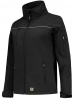 TRICORP-Softshelljacke Exzellent Damen, Basic Fit, 340 g/m², black