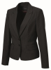 TRICORP-Blazer Damen, Basic Fit, 270 g/m², black-stripe
