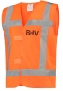 TRICORP-Warnschutz, Warnweste RWS, BHV, Basic Fit, 130 g/m², orange