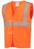 TRICORP-Warnschutz, Warnweste EN ISO 20471, Basic Fit, 120 g/m², fluor orange