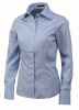 TRICORP-Damenbluse, Slim Fit, 110 g/m², blue