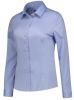 TRICORP-Bluse Stretch, Slim Fit, 110 g/m², blue