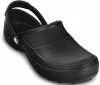 CROCS-Mercy Work Clogs, Woman, black/black