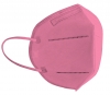 FFP2 Atemschutzmaske Komfort2, 6er, Made in Germany, pink