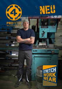 BIG  4PROTECT® Stretch-Workwear  2019