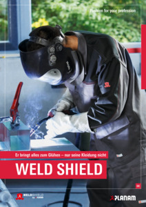 Planam  Weld Shield  2018/19