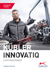Kübler  INNOVATIQ  2018/19