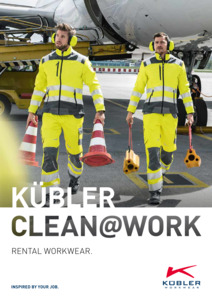 Kübler  CLEAN@WORK  2018/19